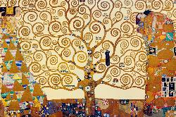 Vienna-Artists-font-b-Gustav-b-font-font-b-Klimt-b-font-Works-Bestsellers-The-Tree-
