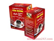 In Hộp Cà Phê Cẩm Hương-Coffee