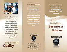 Catalogue, Brochure-B2