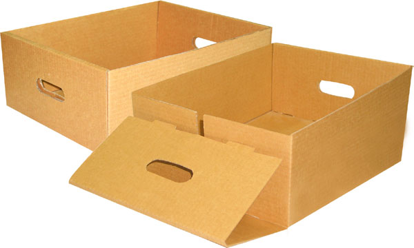 kiểu thùng carton âm dương có rãnh