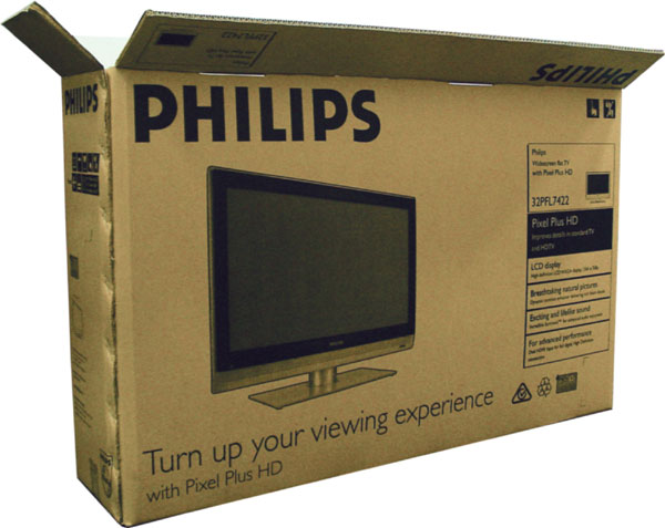 thung carton philips